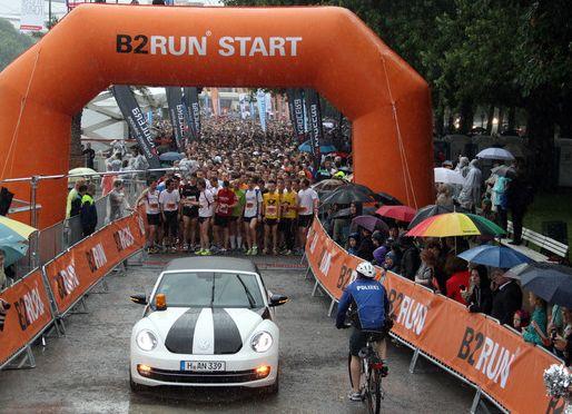 B2Run Hannover 2013