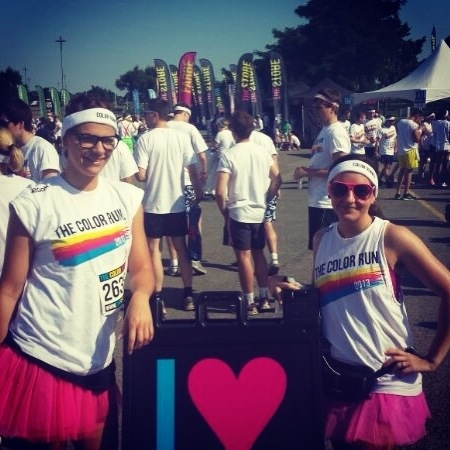 Color Run Hannover 2013